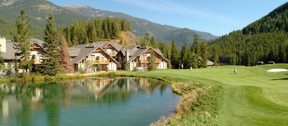 Accommodation on the Greywolf Golf Course in Panorama Mountain Village near Invermere - Destination BC / Panorama Mountain Village