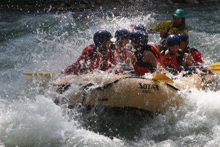 White Water Rafting - Kootenay River Runners