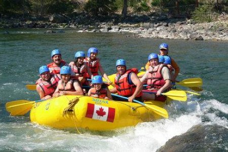 White Water Rafting - Kootenay Raft Co.