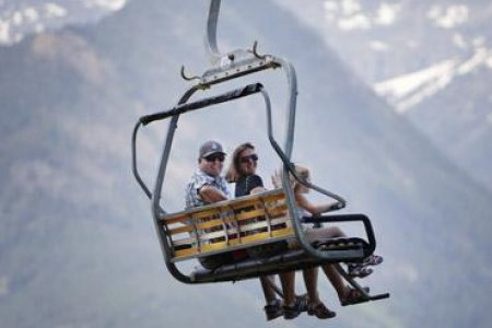 Sightseeing Chairlift Rides - Panorama Mountain Village